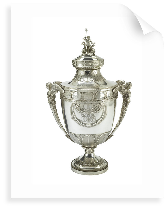 Nelson's 'Turkey Cup' by Paul Storr