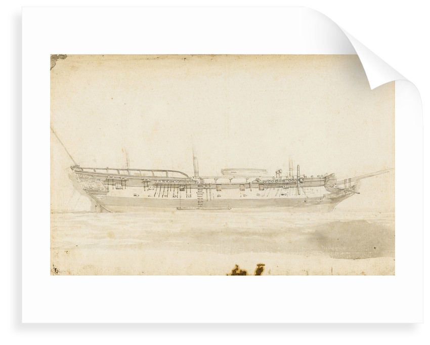 George Vancouver's 'Discovery' by unknown