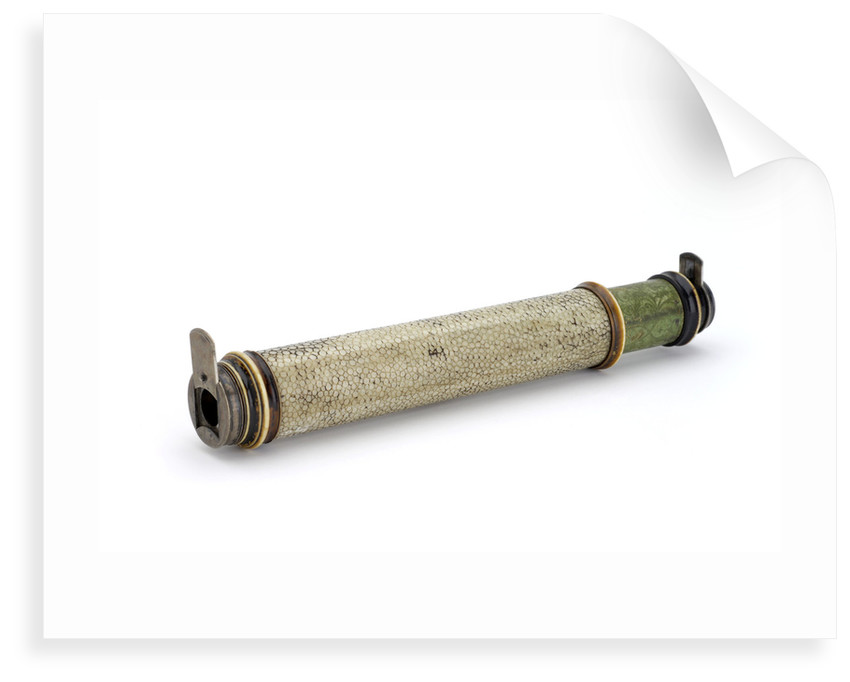Pocket telescope by unknown