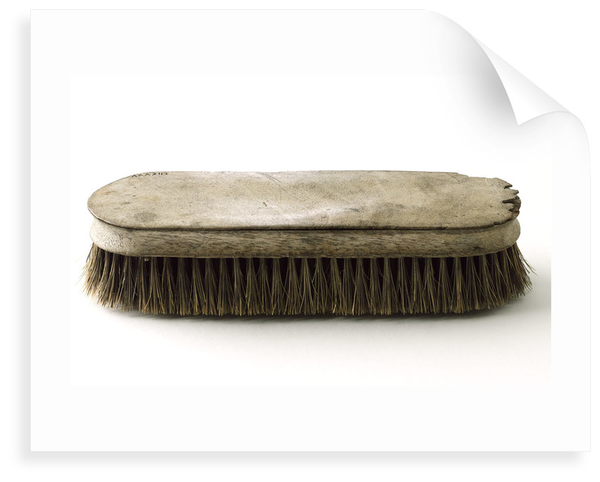 Clothes brush by unknown