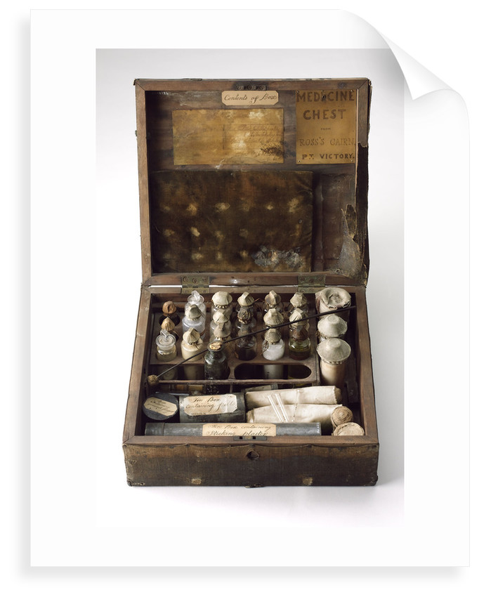Medicine chest by unknown