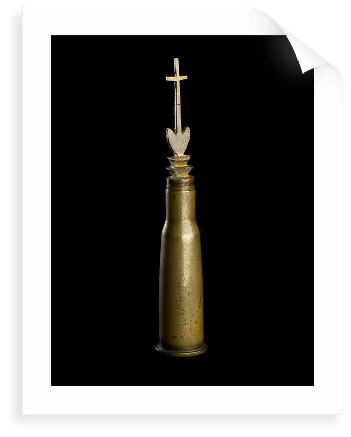 Altar cross by French Armed Forces