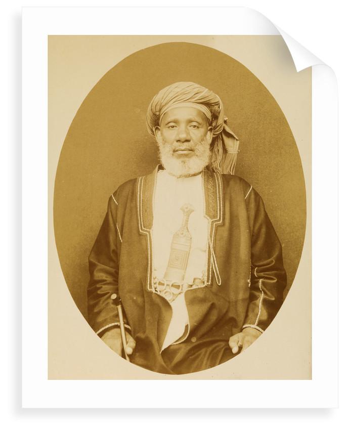 Tippo-Tip (circa 1830-1905) by E. C. Dias