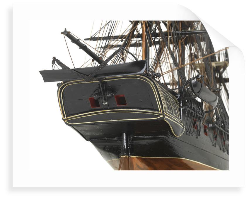 'Nimrod', lifeboats detail by John Crocker