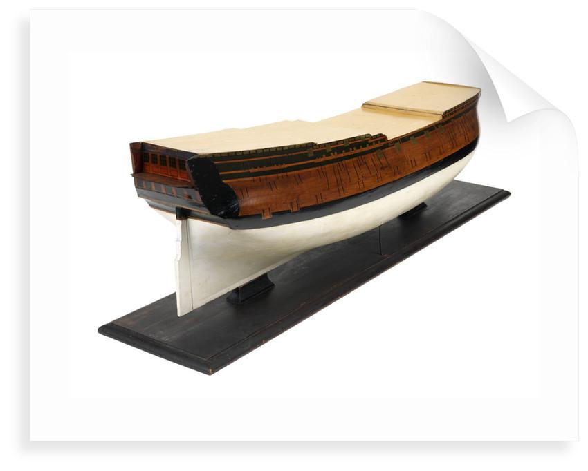 'Bellona', starboard stern quarter by unknown
