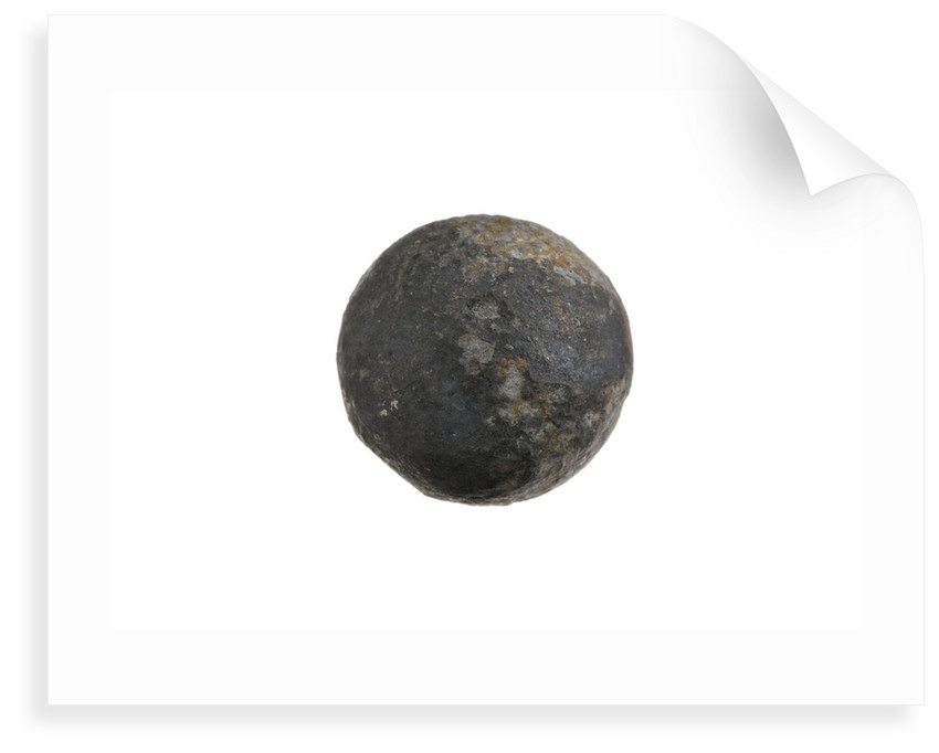 Musket ball by unknown
