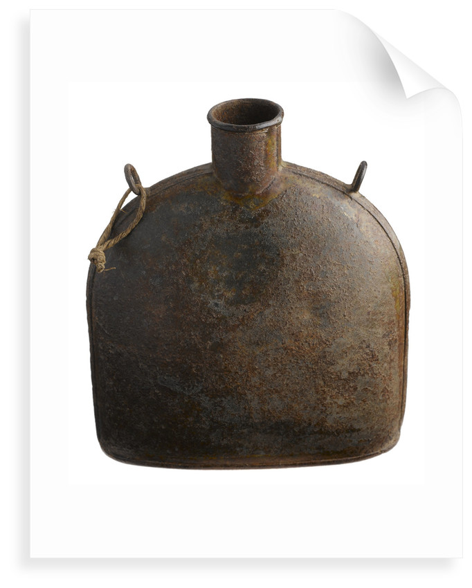 Hip flask by unknown