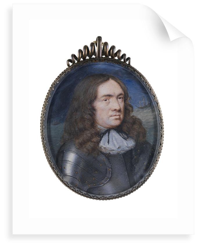 Robert Blake, General at Sea (1599-1657) by Samuel Cooper