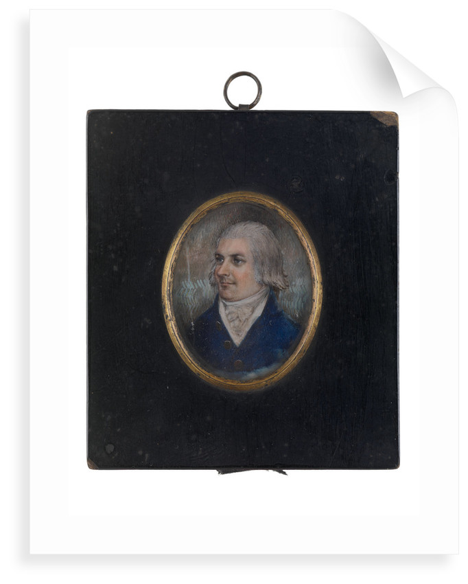 Dr John Harness (1754-1818) by unknown