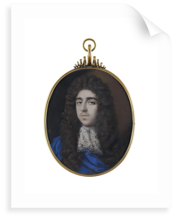 James Scott, 2nd Earl of Dalkeith (1674-1705) by Peter Cross