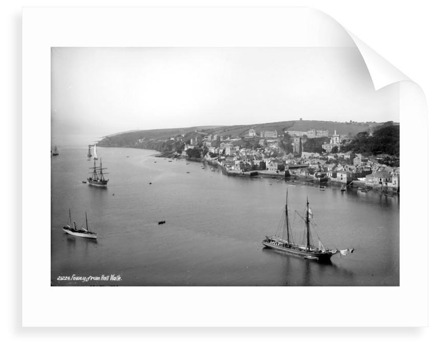 Fowey, Cornwall by Francis Frith & Co.