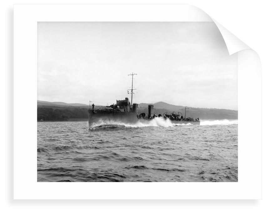 HMAS 'Yarra' (Au, 1910) by unknown