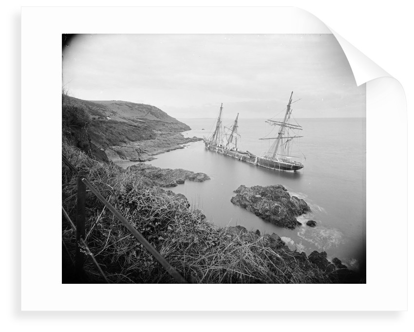 'Bay of Panama' (1883) by Gibson's of Scilly Shipwreck Collection