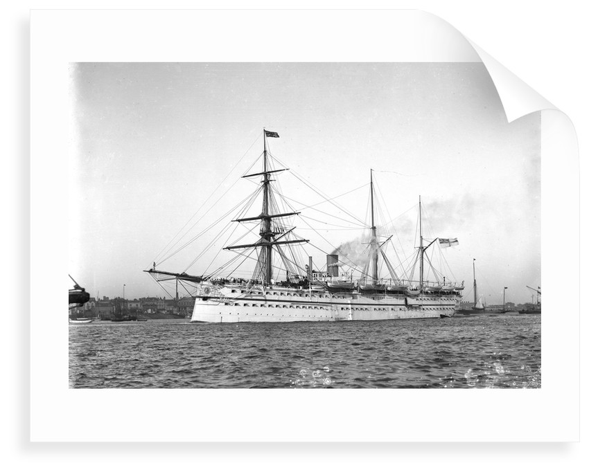 Euphrates' (1866), an Indian troopship by unknown