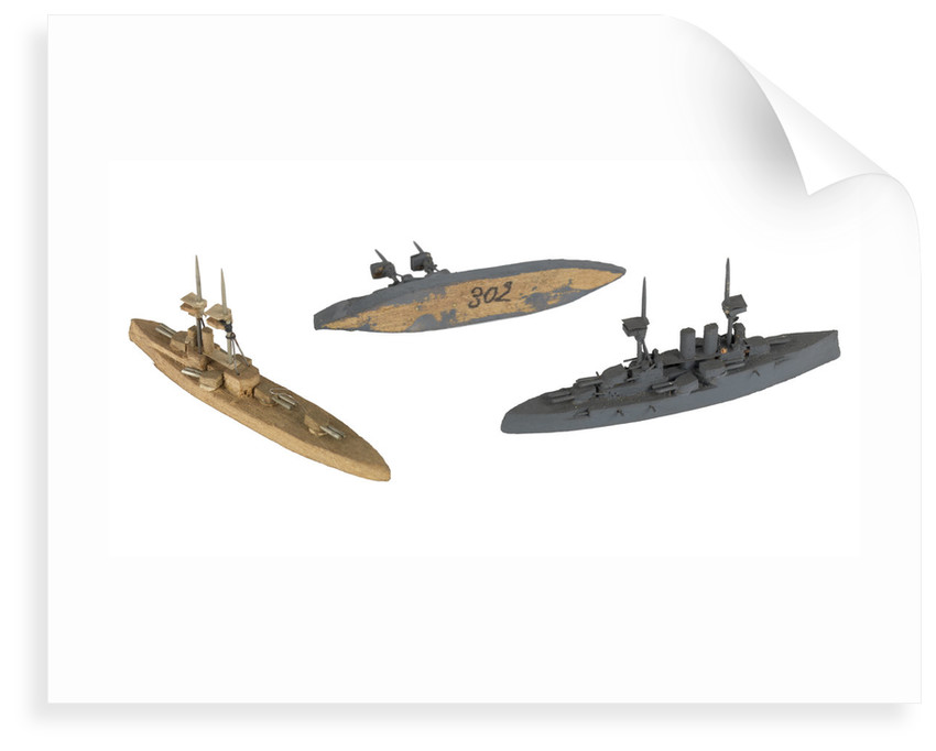 Recognition models by Gerald John Blake