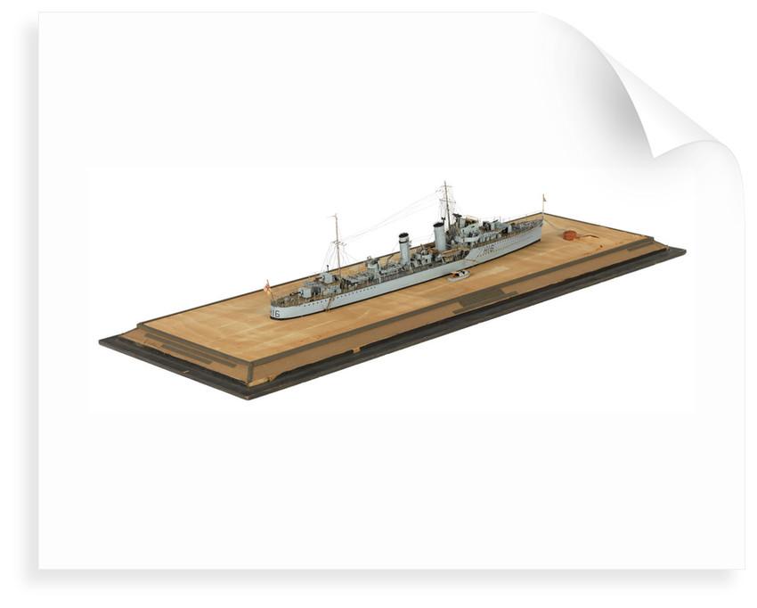 HMS 'Daring' (1932) by Norman A. Ough