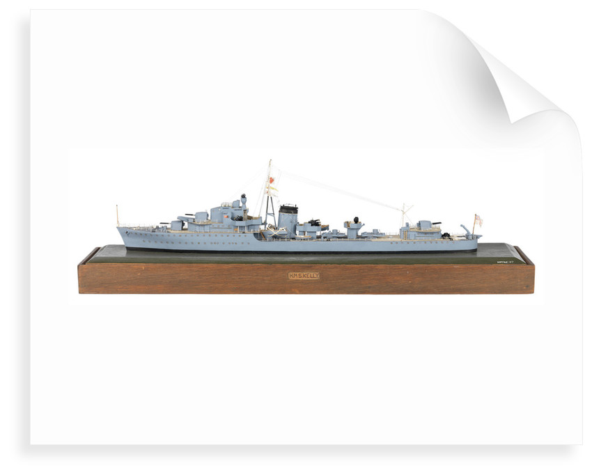 HMS 'Kelly' (1938) by H. M. W.
