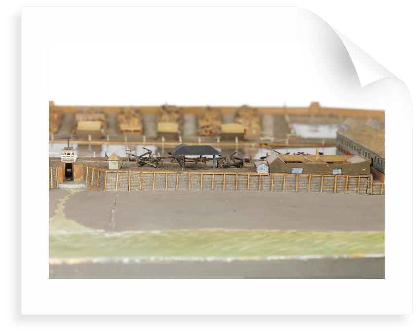 Royal Dockyard at Deptford by Thomas Roberts