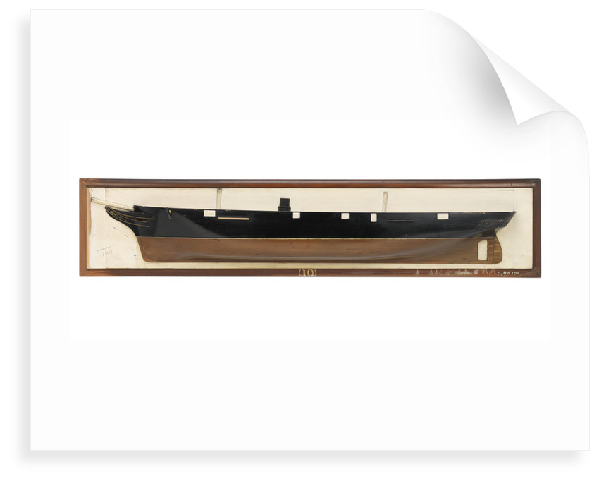 HMS 'Rifleman' (1846) by unknown