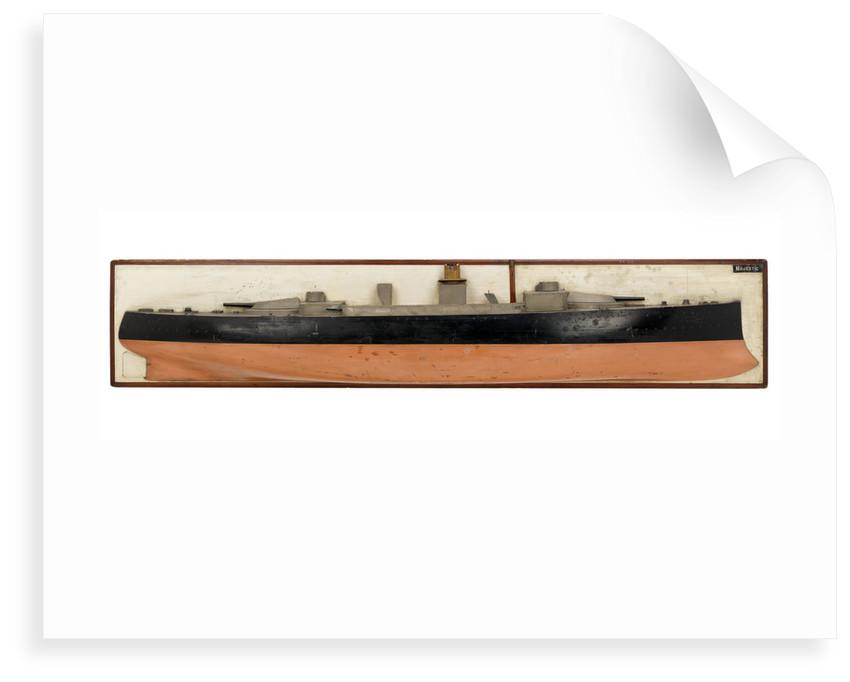 HMS 'Majestic' (1895) by unknown