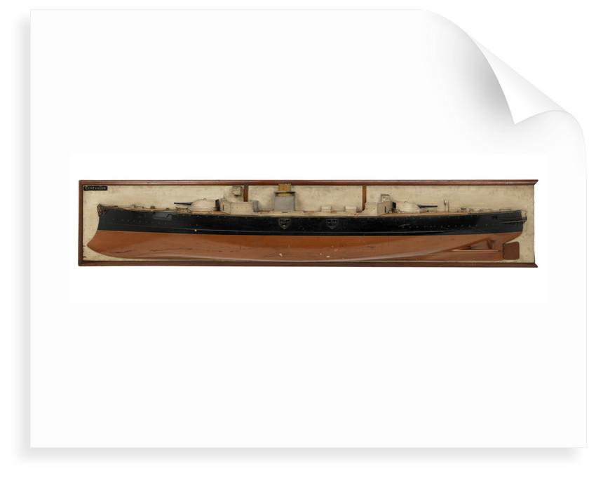 HMS 'Centurion' (1892) by unknown