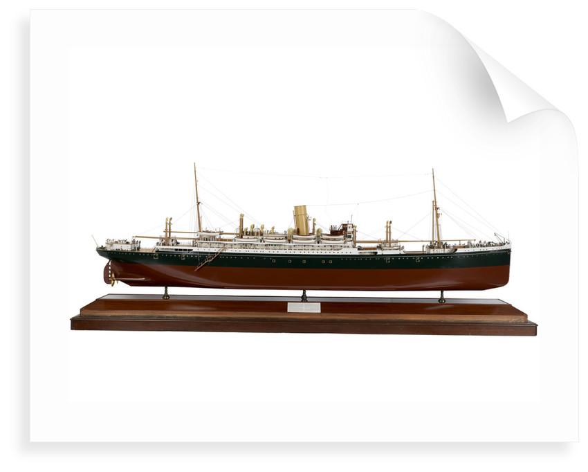'Jervis Bay' (1922) by Vickers Ltd