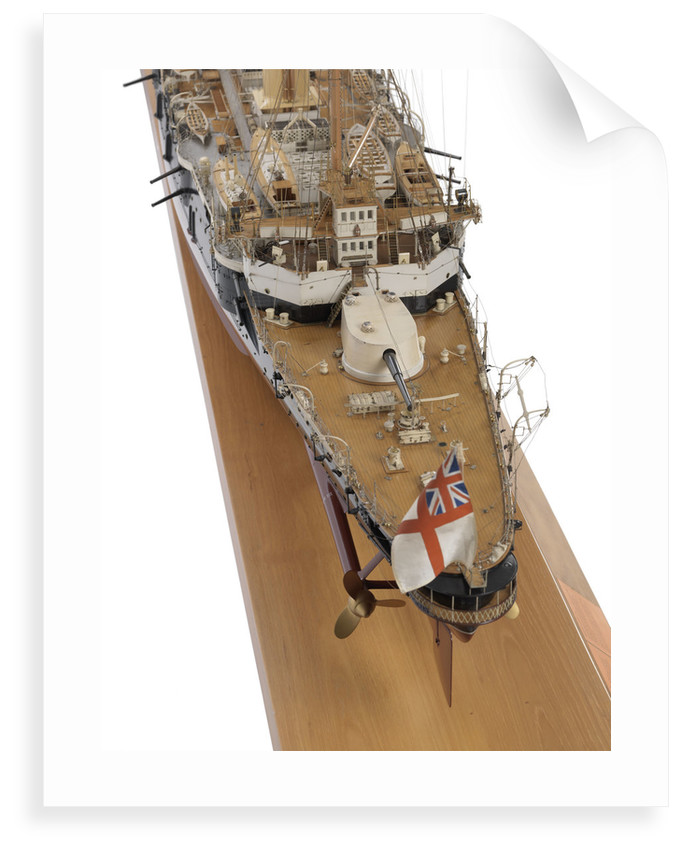 HMS 'Leviathan' (1901) by John Brown & Co. Ltd