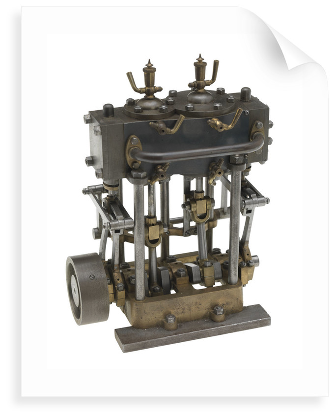 Equipment model; Engine model by unknown