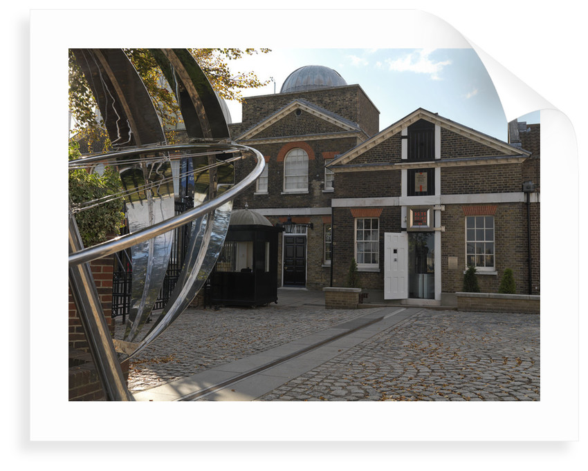 Meridian Line, Royal Observatory Greenwich by Tina Warner
