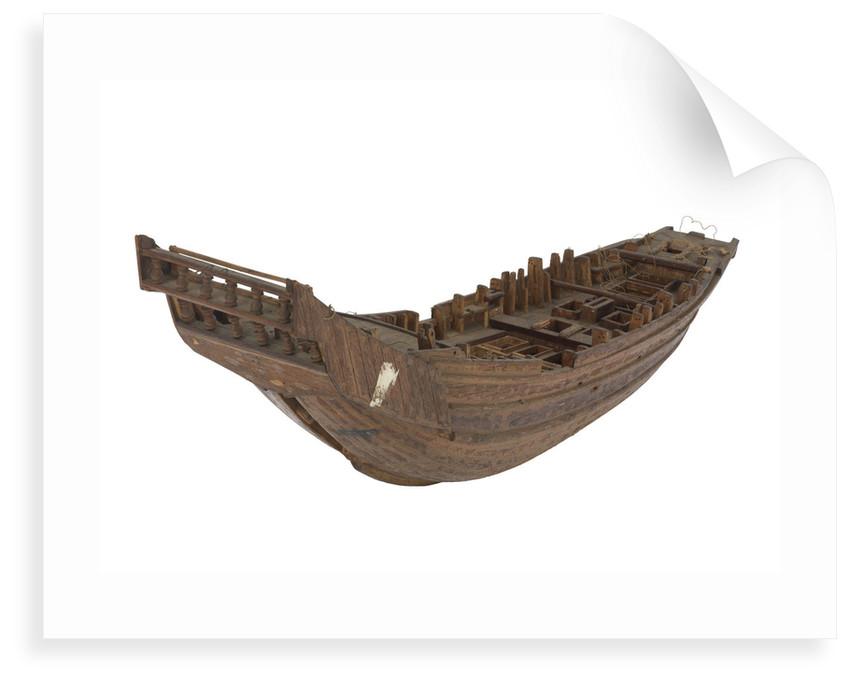 Fishing vessel; Junk, Tsat Pon Trawling Junk by unknown