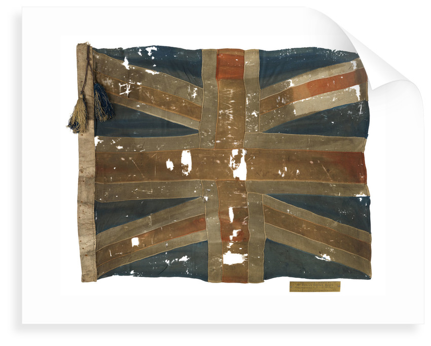 Union flag by unknown