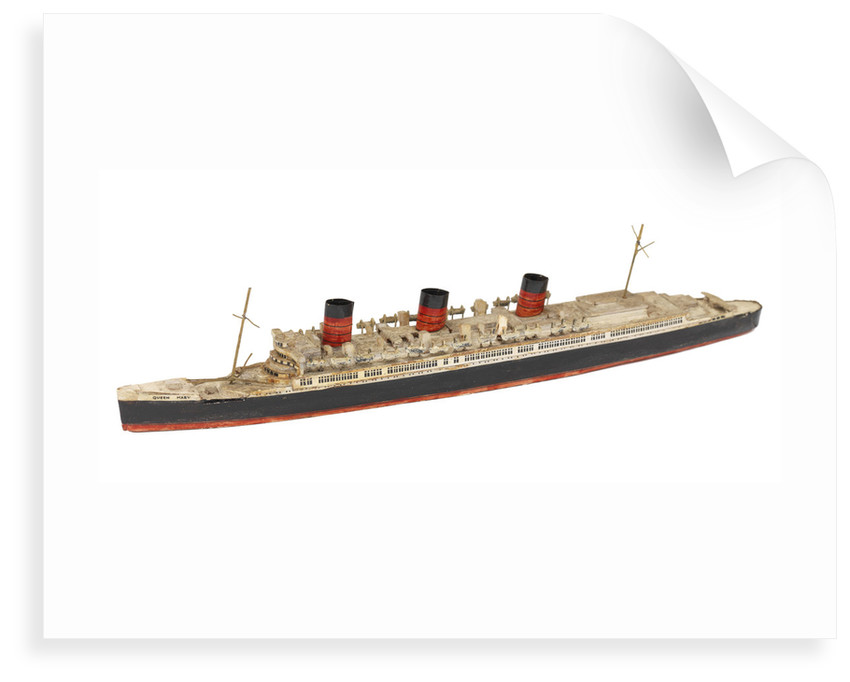 Queen Mary by unknown