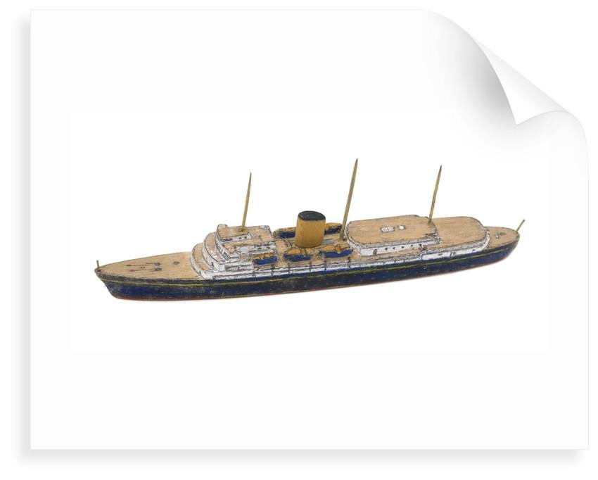 HMY 'Britannia' by Howard Kennard