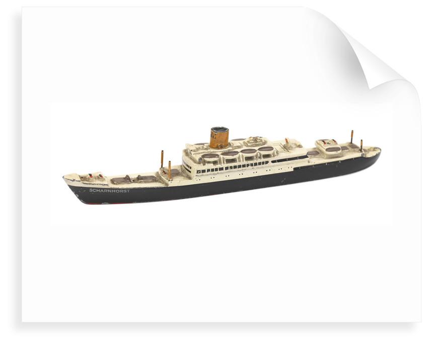 'Scharnhorst'; Passenger vessel by Wikino