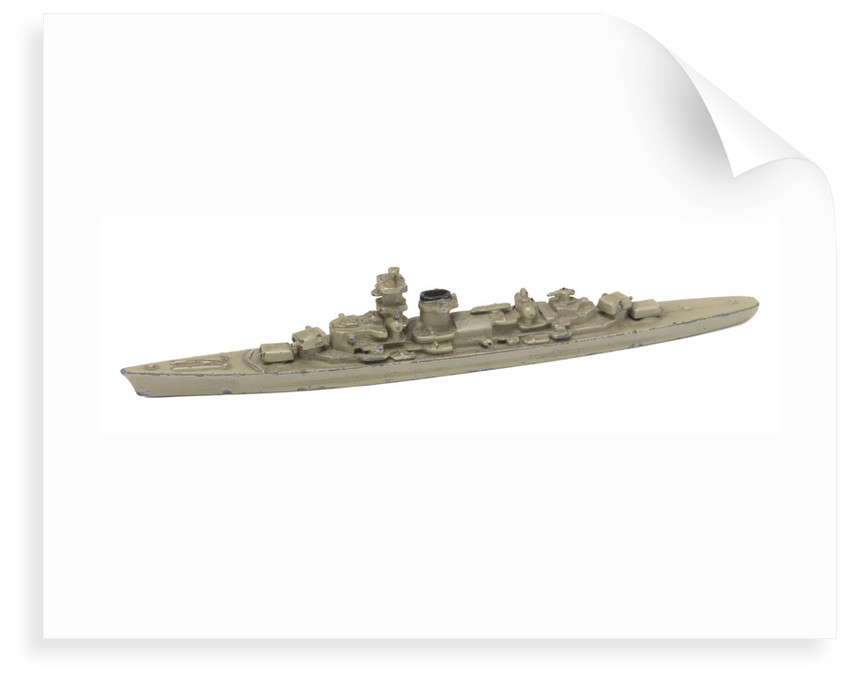 Warship by unknown