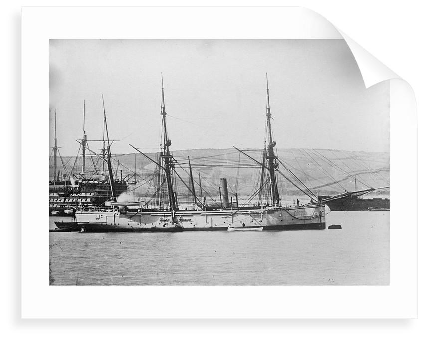 Composite screw sloop HMS 'Phoenix' (1895) by unknown