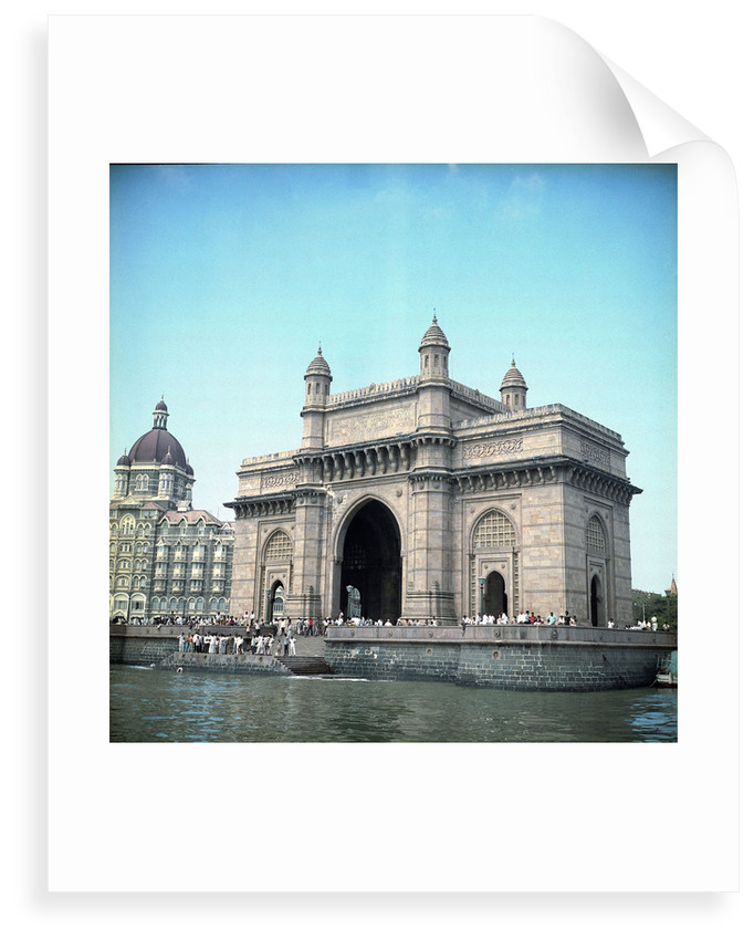 Bombay (Mumbai), India by Marine Photo Service