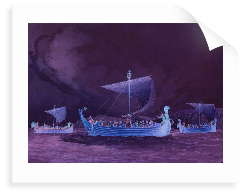 Ships of William the Conqueror, 1066 by C.H.S.