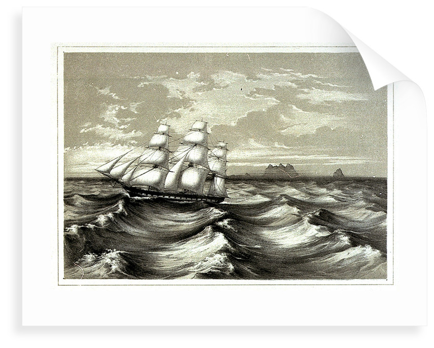 Off Martin Vaas, and Trinidad by unknown