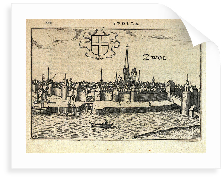 View of Zwolle, Netherlands by unknown