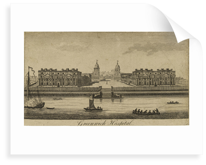 Greenwich Hospital by unknown