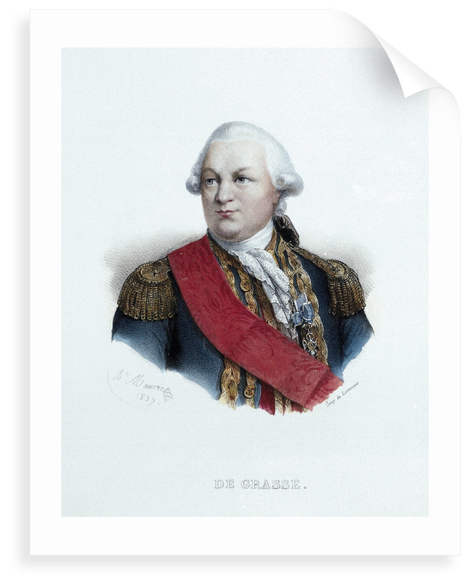 De Grasse by Antoine Maurin
