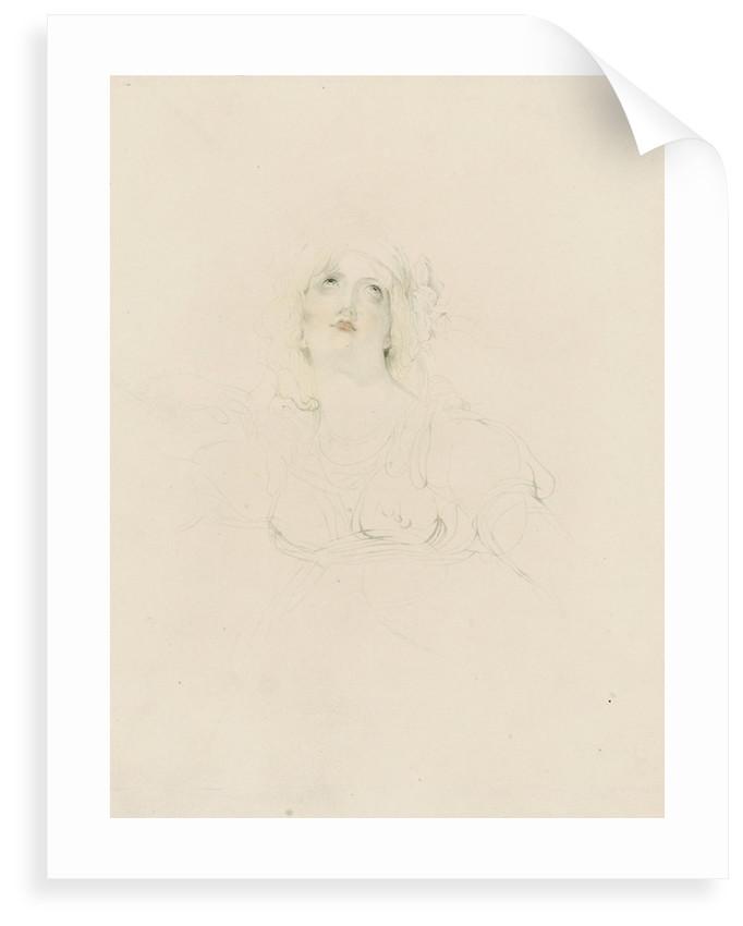 Emma, Lady Hamilton by British School