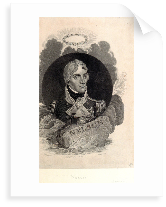 Horatio Nelson by William Marshall Craig