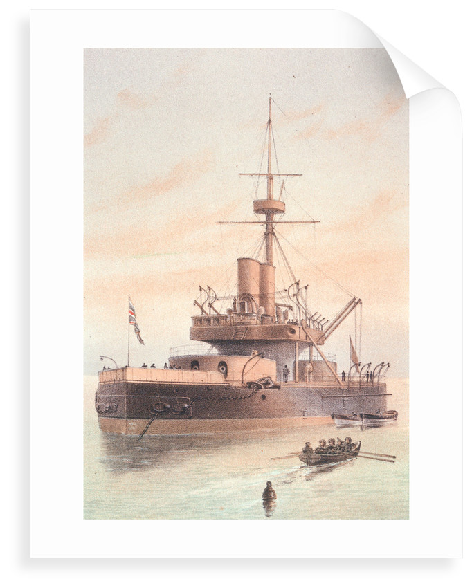 HMS 'Dreadnought' by Griffin & Co