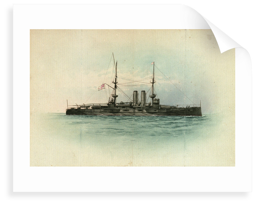 Albion' (1898) by unknown