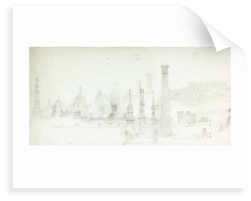 London by William Lionel Wyllie