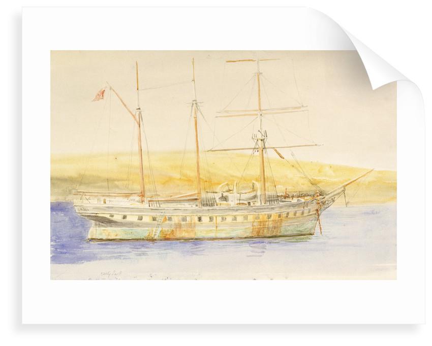 'Cutty Sark' (1869) by William Lionel Wyllie
