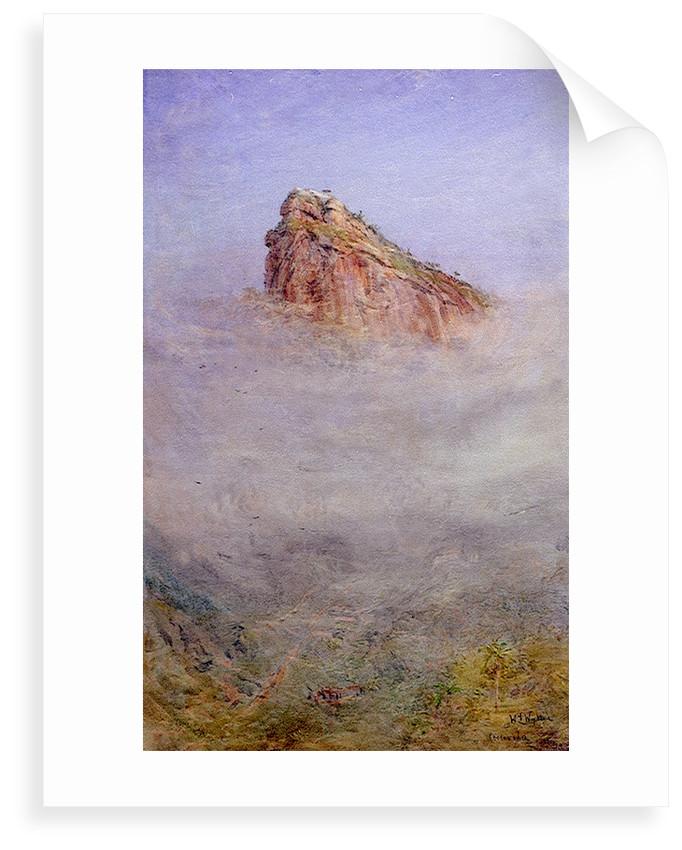 Corcovado by William Lionel Wyllie