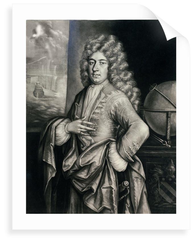 Matthew, First Baron Aylmer (1658-1720) by unknown